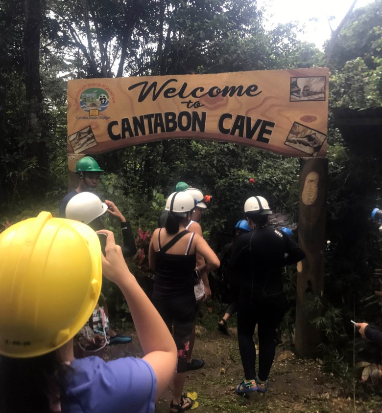 Cantabon Caves in Siquijor