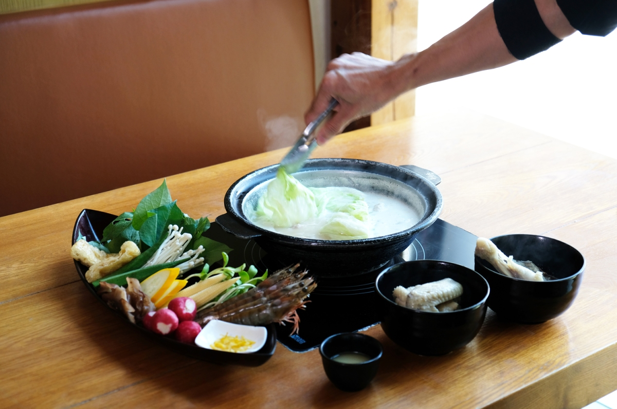 Appreciating mealtime rituals with Bijin Nabe
