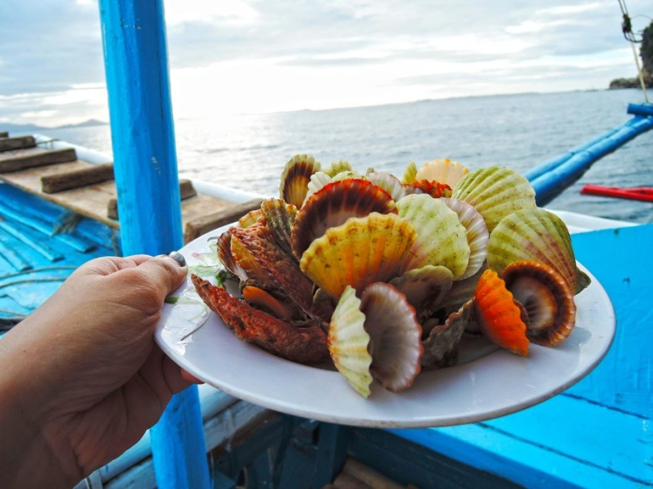 Capiz is where the river meets the sea, making it the seafood capital fo the Philippines. RT if you agree.