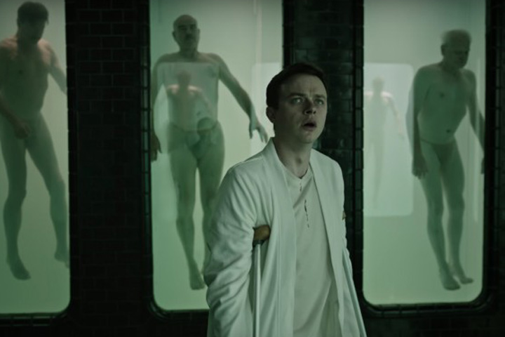 """Dane Dehaan in """"A Cure for Wellness"""""""