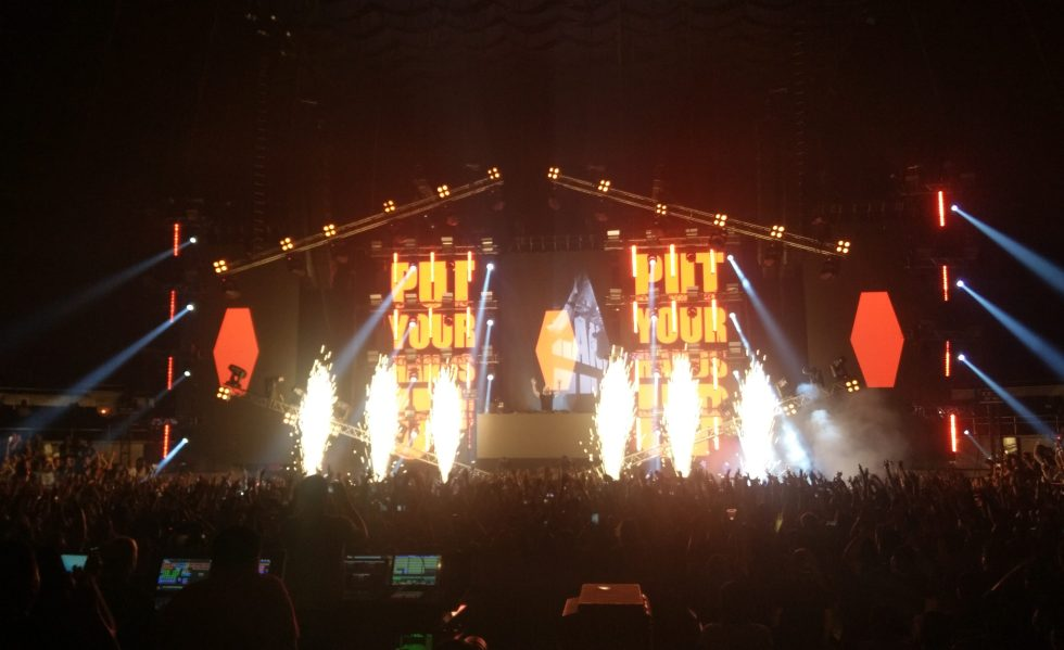 David Guetta Unity Tour – Manila is made possible by Wilbros Live.
