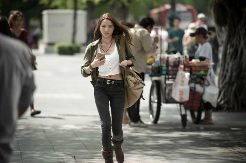Tia Tavee of Asia's Next Model Cycle 2 (Juliet)