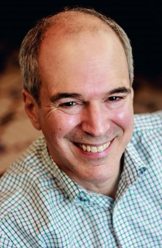 Peter Lerangis (Photo by Mike Rebuyas)