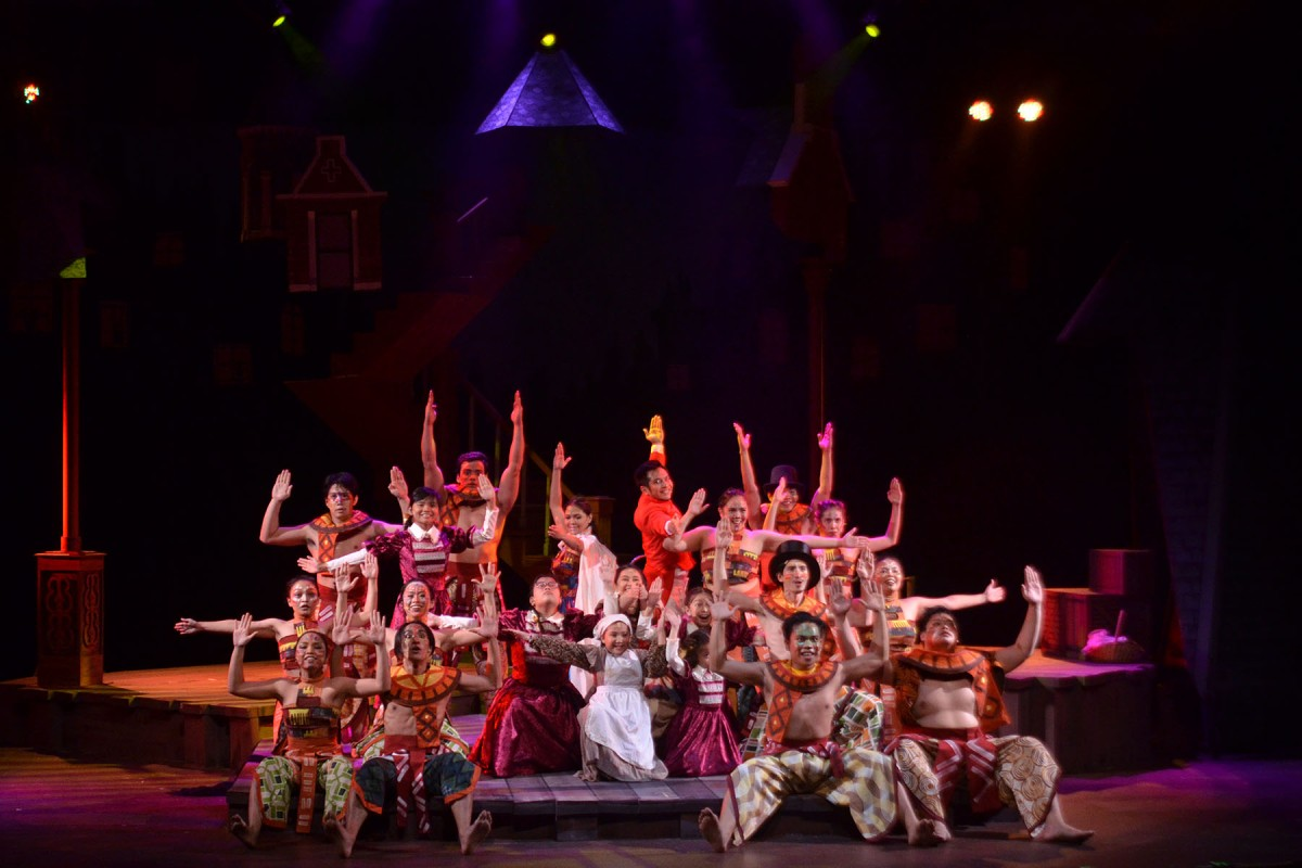 African beats bring magic to 'A Little Princess'