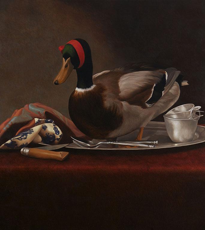 "Natee Utarit ""Optimism is Ridiculous"" from Richard Koh Fine Art"