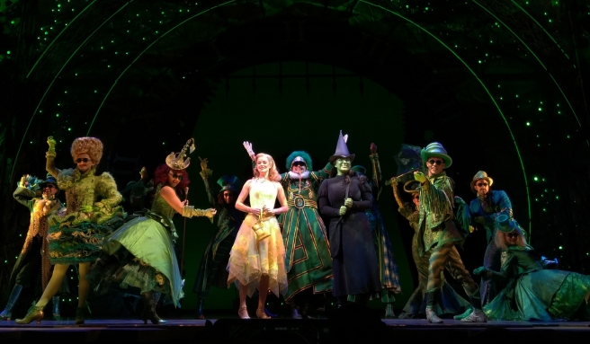 "The ""Wicked"" costumes are simply wicked."
