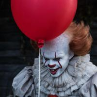 "Bill Skarsgård does this crazy thing with his eyes in ""It"""