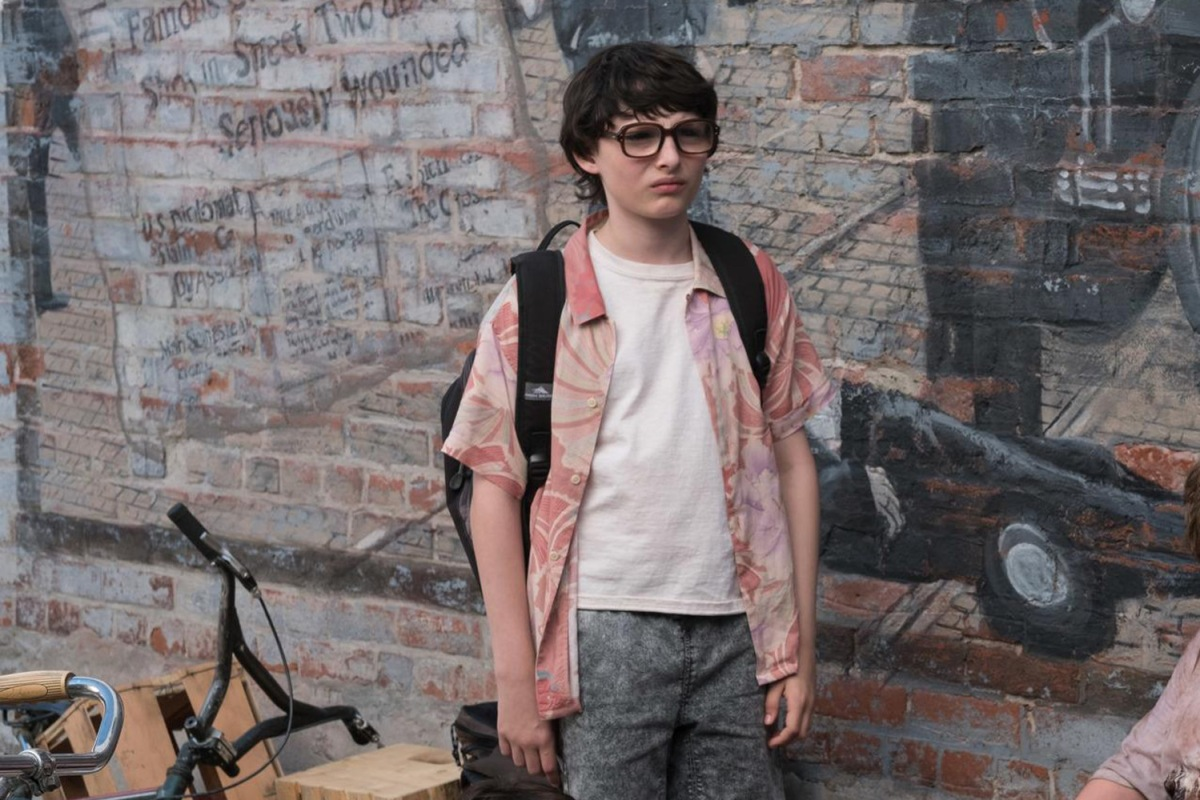 Finn Wolfhard on the difference between Pennywise and the Demogorgon