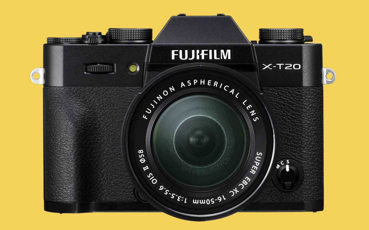 CONSUMER REVIEW: The Fujifilm X-T20 made me forget I had a camera phone