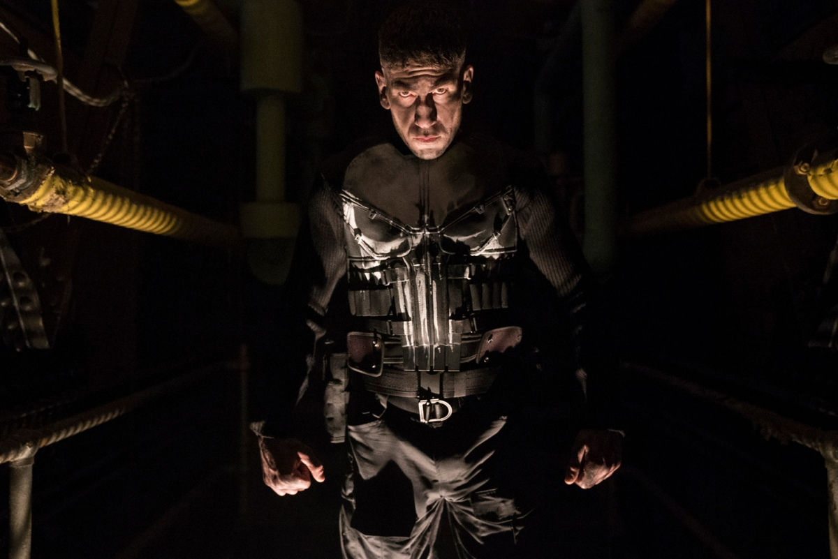 Marvel's The Punisher releases new trailer, announces release date
