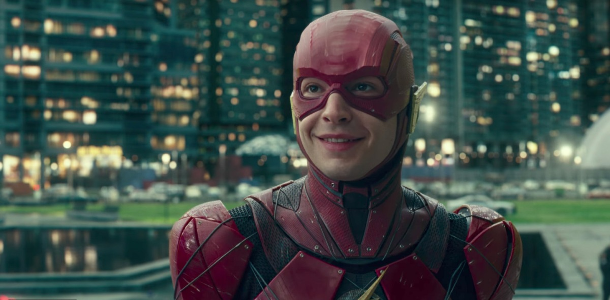 New 'Justice League' feature unveils The Flash