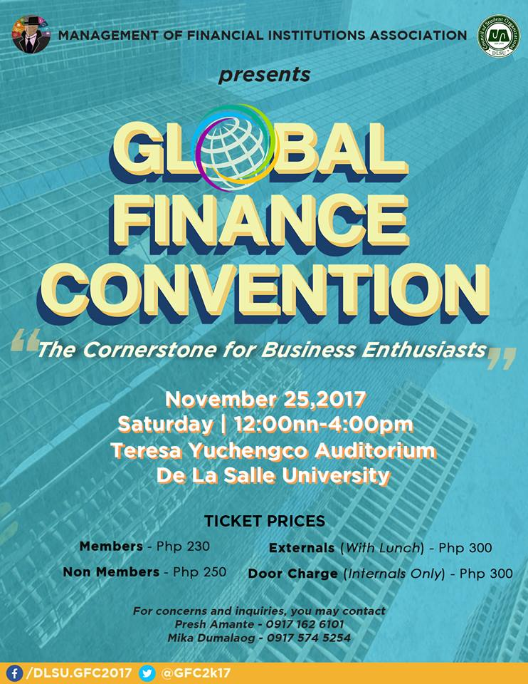 GFC poster