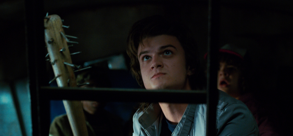 WATCH: Stranger Things' Joe Keery, Natalia Dyer and Charlie Heaton make dad jokes