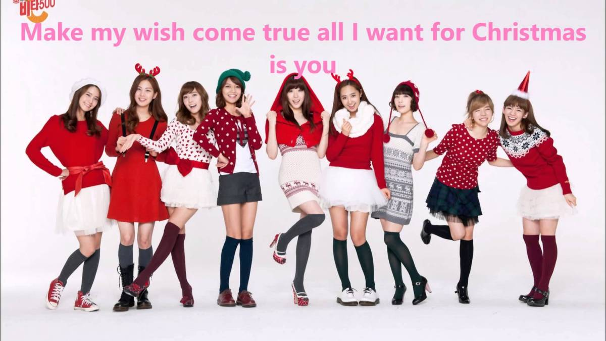 7 versions of 'All I Want for Christmas Is You' to get you in the holiday mood