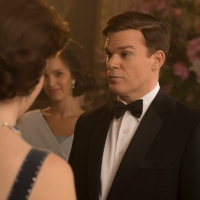 Michael C. Hall is JFK in 'The Crown'