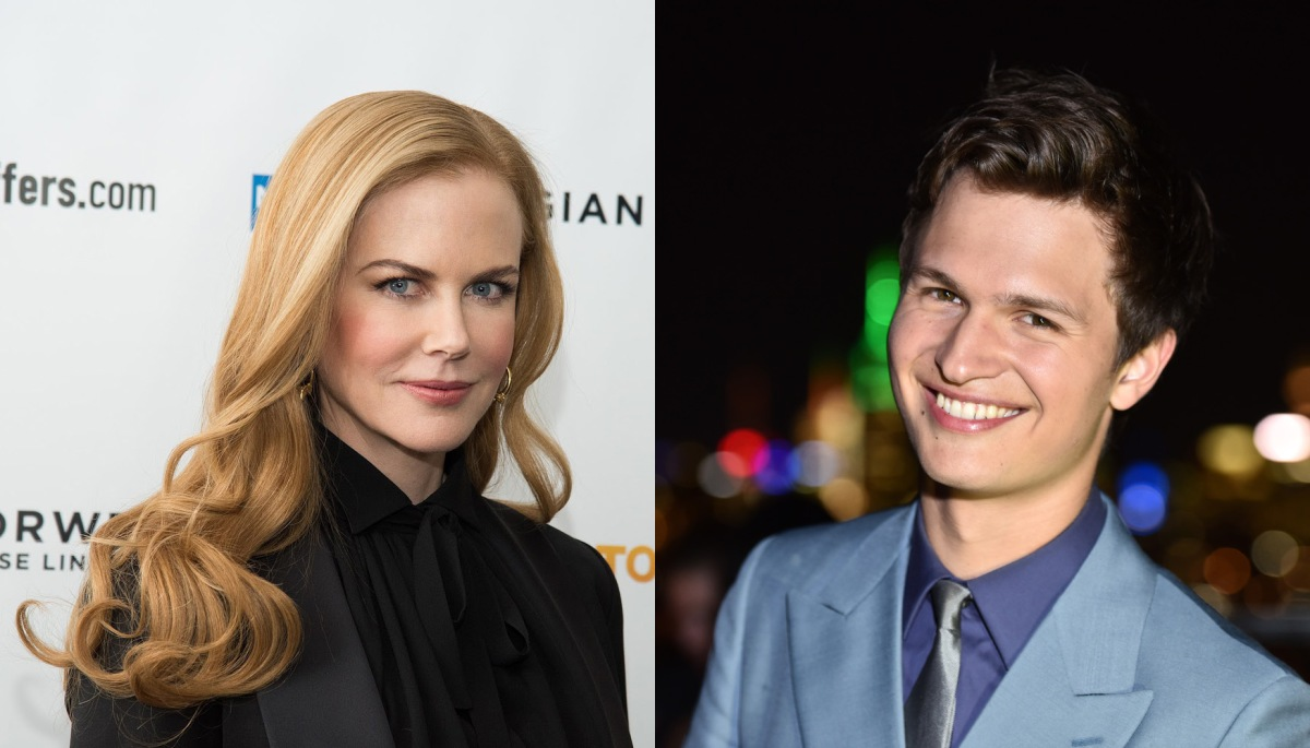 Nicole Kidman, Ansel Elgort and Finn Wolfhard now filming 'The Goldfinch'