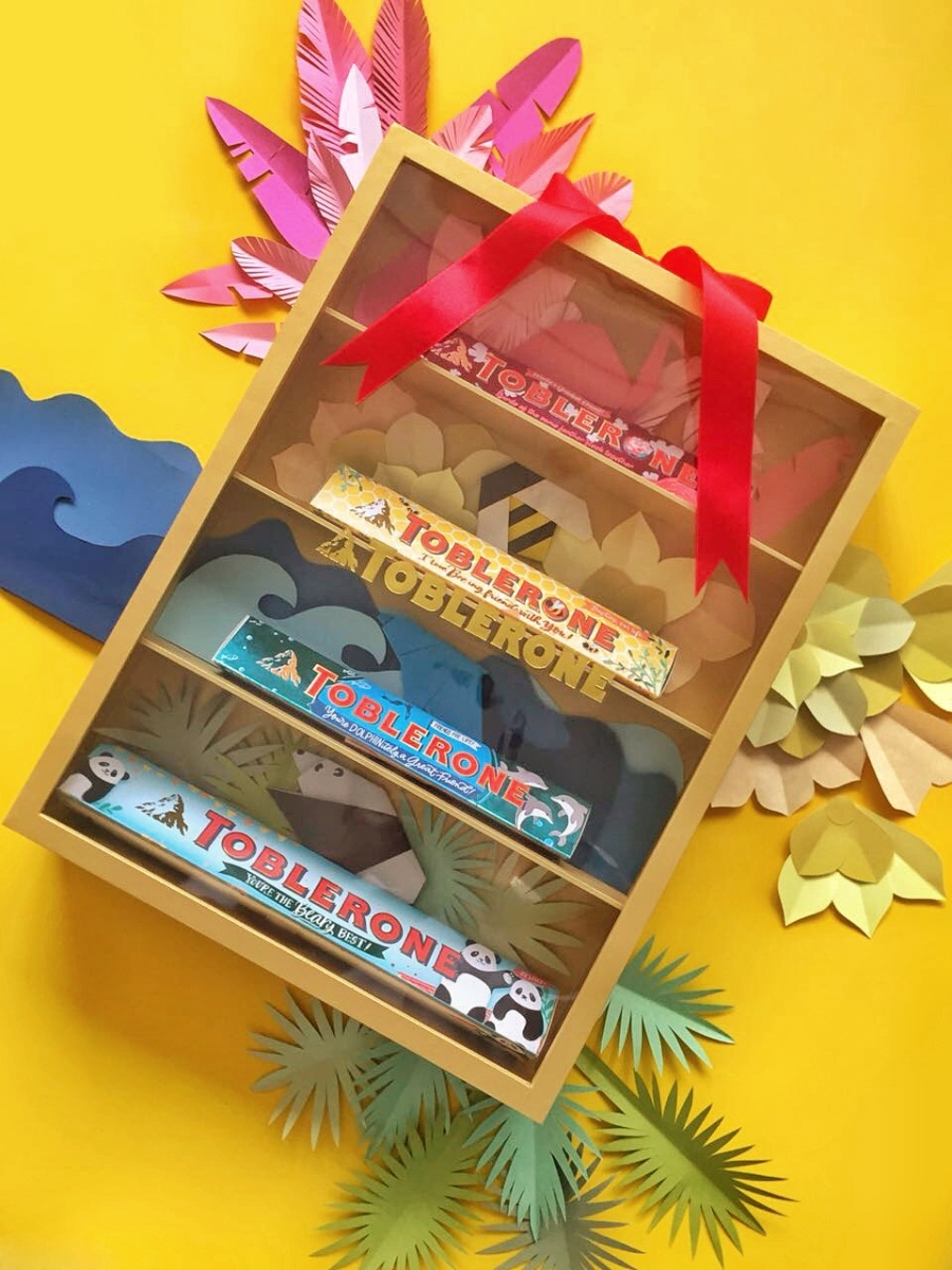 Win a limited-edition Toblerone Friendship Pack!