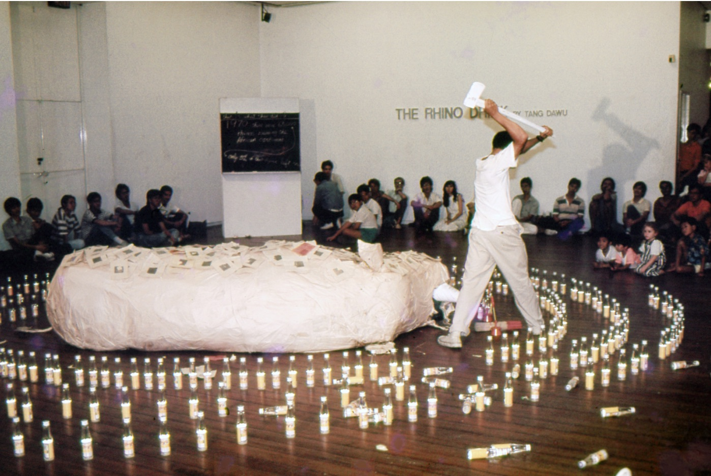 Latest exhibition at National Gallery Singapore explores intersections between art and social activism in Asia