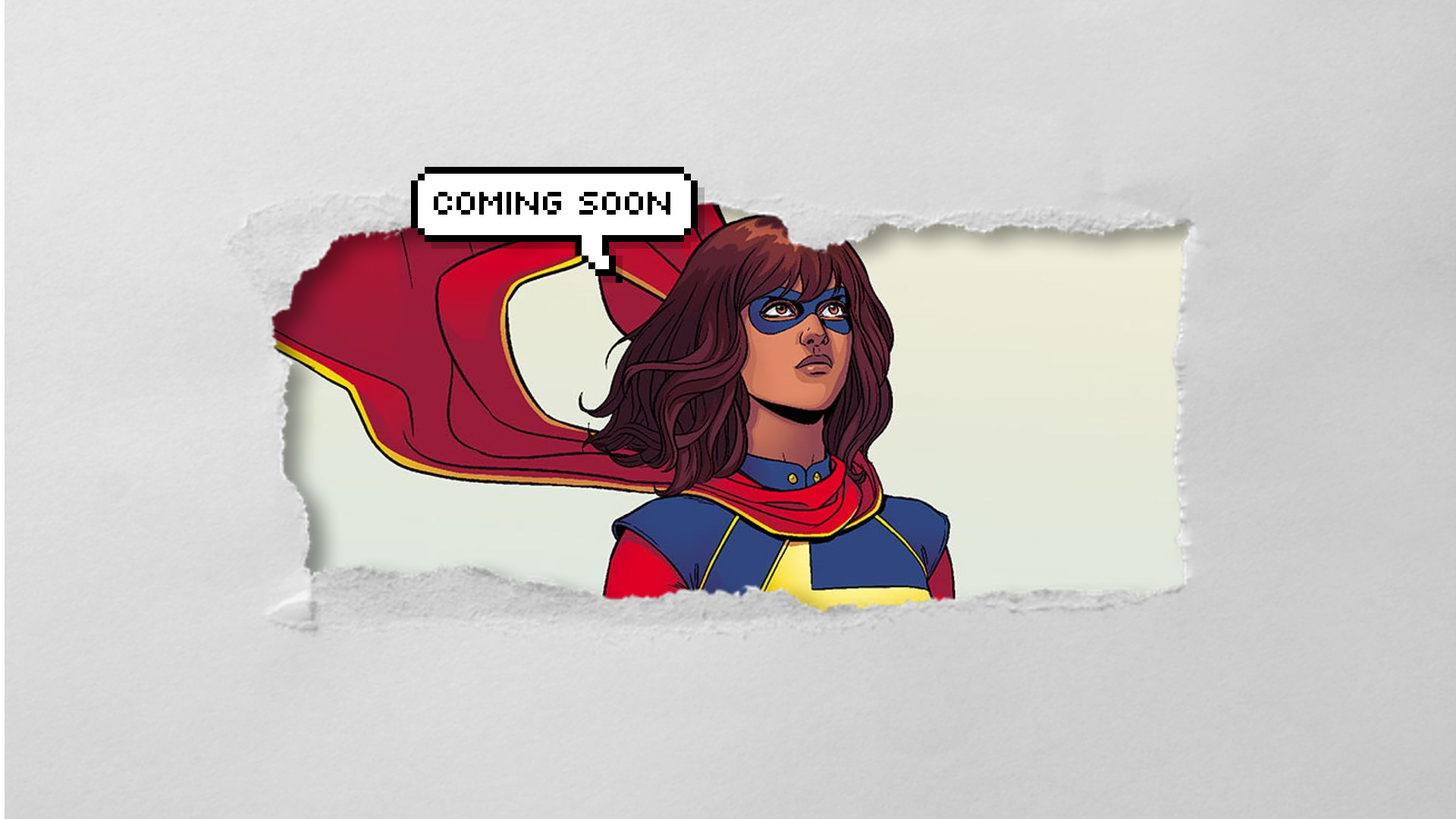 "Enter, Kamala: Marvel Studios confirms ""Ms. Marvel"" series"