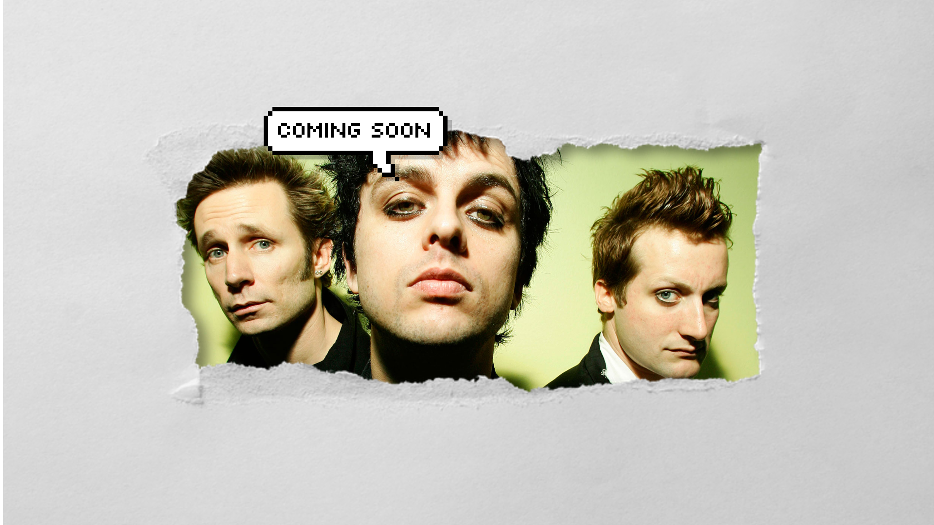Welcome To Paradise: Green Day announces Manila show