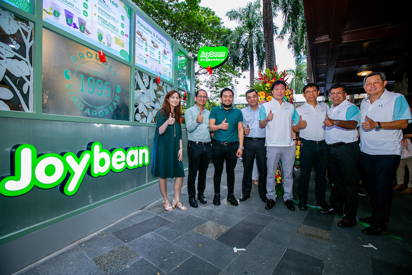 Vegan milk tea from Singapore opens first store in Manila