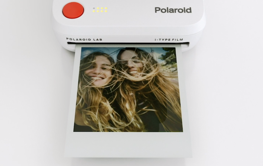 Polaroid Lab transforms smartphone photos into real Polaroids