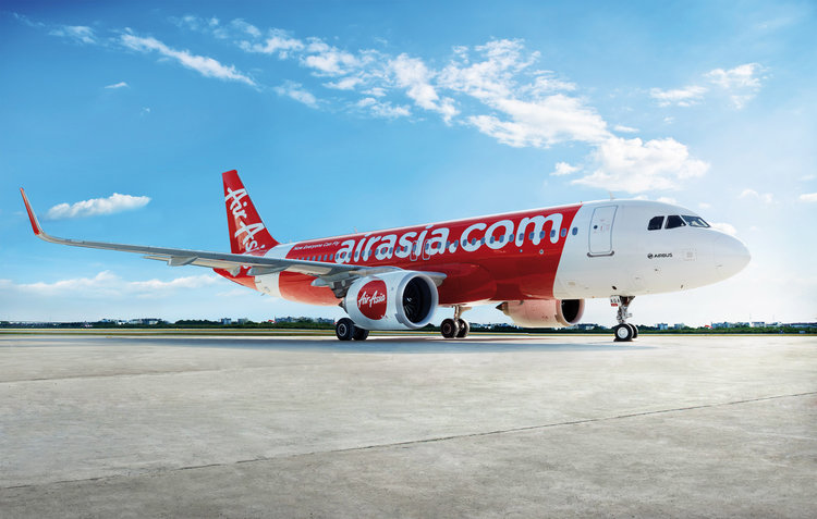 AirAsia extends period of credit account redemption for selected destinations