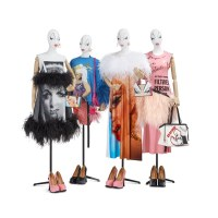 Camp, glamour, outrage, freedom: Loewe releases Divine collection