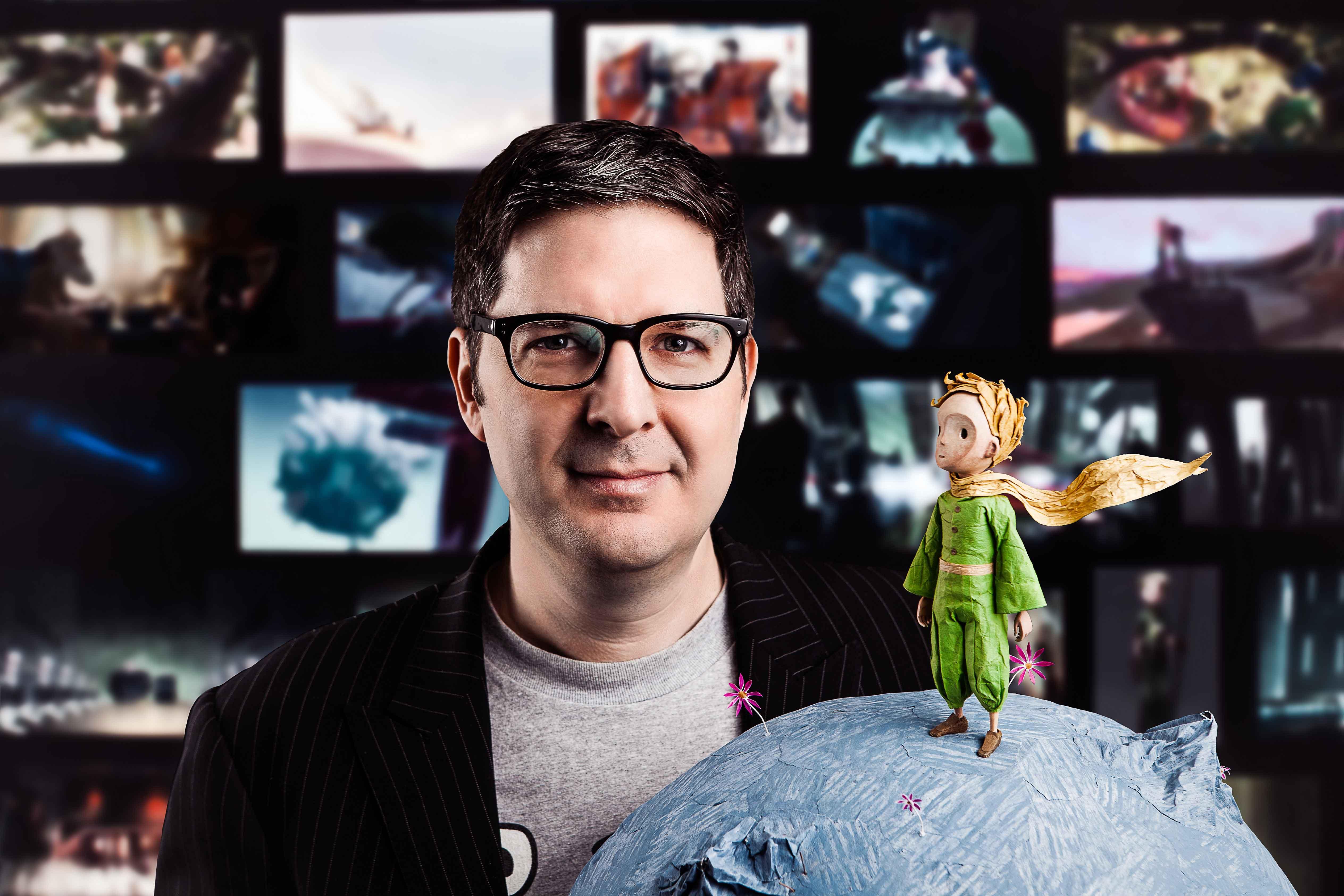 Oscar nominated director Mark Osborne reads 'The Little Prince' for #TimeWellShared