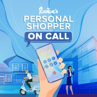 Rustan's launches 'Personal Shopper On Call' service