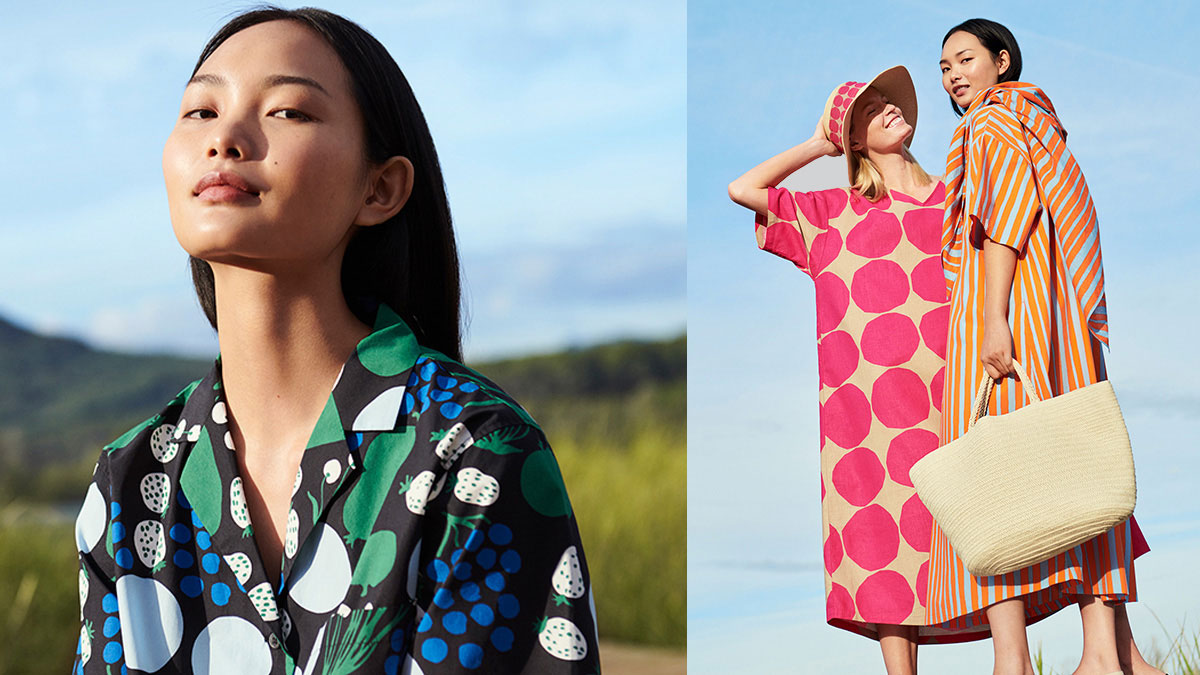 Uniqlo and Marimekko limited-edition collection now in stores