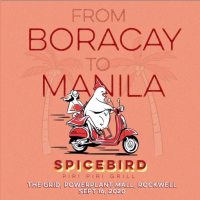 The wait is over: Boracay's Spicebird is coming to The Grid