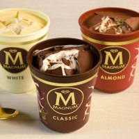 Magnum Pints offer a fun, new ice cream experience