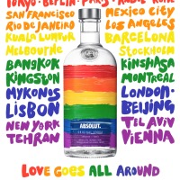Absolut Vodka's launches Rainbow edition in the Philippines