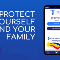 Download Traze app if you want to travel